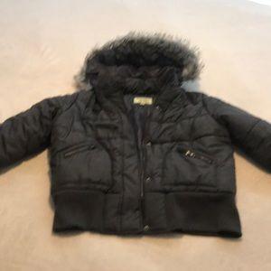 Maralyn & Me puffer jacket